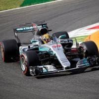F1, Gp Monza: libere targate Mercedes, le Ferrari inseguono
