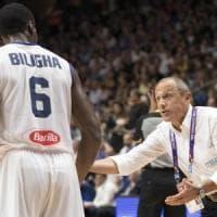 Basket, Europei: l'Italia fa il pieno di fiducia. Con l'Ucraina per le conferme