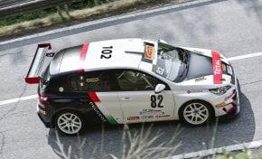 Fregoli Peugeot 308 Racing Cup, dalla pista alle salite