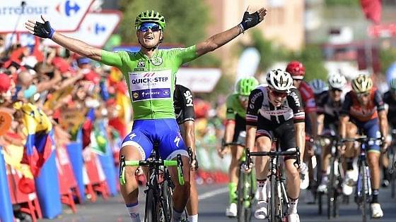Ciclismo, Vuelta: ancora super Trentin, è la terza vittoria