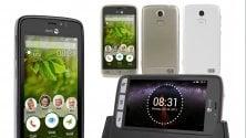 Doro, il telefono dei nonni è smart: puoi controllarlo a distanza