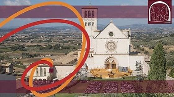 Assisi, torna il 'Cortile di Francesco': da Minniti a Prodi, confronto su migranti, Europa, sicurezza