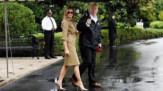 Usa, uragano Harvey: Trump chiede 7,8 miliardi al Congresso