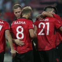 Qualificazioni Mondiali,  Panucci ok nella prima con l'Albania. L'Ucraina balza in testa al girone