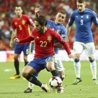 Le pagelle di Spagna-Italia: male Verratti, Isco gol e classe