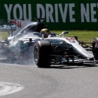 F1, Gp Monza: dominio Hamilton, Vettel è terzo