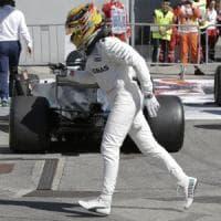 """F1, Gp Monza; Hamilton: """"Macchina fantastica"""". Marchionne:"""