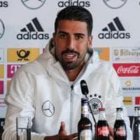 Juventus, Khedira recupera: