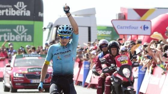 Vuelta, Lopez domina in salita: Froome-Nibali finisce 'quasi' pari