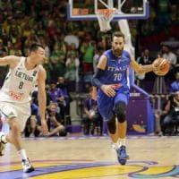 Basket, Europei: Datome non basta, Italia sconfitta 78-73 dalla Lituania
