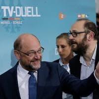 Berlino, duello tv per la Cancelleria. Migranti e Turchia, Schulz attacca e Merkel non cede