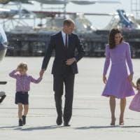 Regno Unito, William e Kate aspettano il terzo figlio