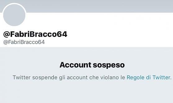 Twitter blocca Fabrizio Bracconeri dopo gli insulti a Kyenge