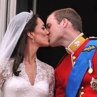 William e Kate, dalle nozze da favola al terzo figlio: la fotostoria