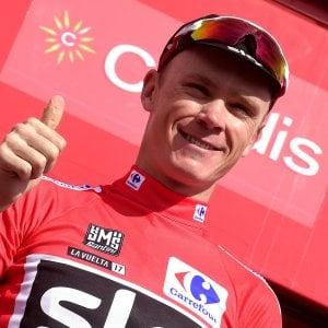 Ciclismo, Vuelta: Froome prepara la spallata a crono, Nibali aspetta le ultime montagne