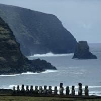 Cile: nasce enorme parco oceanico attorno all'Isola di Pasqua