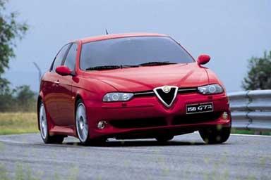 Buon compleanno Alfa Romeo 156