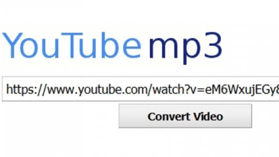 "Chiude YouTube-Mp3.com, il sito con cui ""registrare"" musica dai video di YouTube"