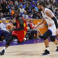 Basket, Europei: Italia sconfitta dalla Germania, ma azzurri ugualmente qualificati
