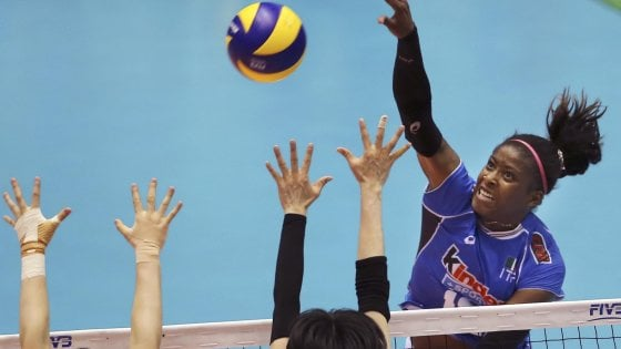 Volley, doping: azzurra Sylla positiva al clenbuterolo