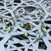 Abu Dhabi, ecco il Louvre: via l'11 novembre