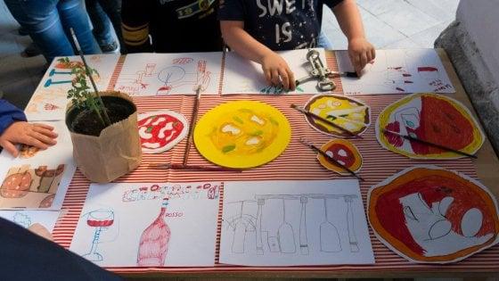 Napoli, la pizza Magnà(nima) che aiuta i bambini del Rione Sanità