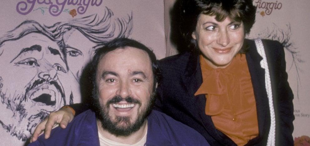 """Adua Veroni: """"Pavarotti vorrebbe essere ricordato solo come cantante d'opera"""""""