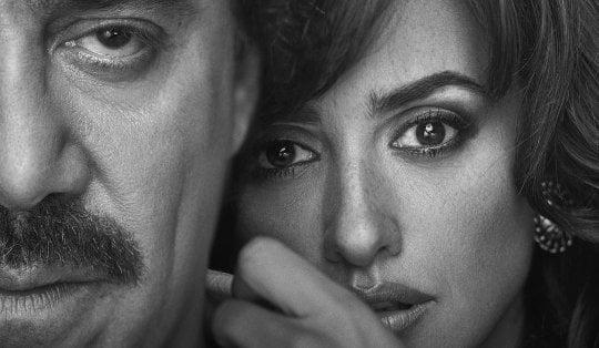 Un'altra coppia a Venezia: Javier Bardem è Pablo Escobar, Penelope Cruz l'amante tradita