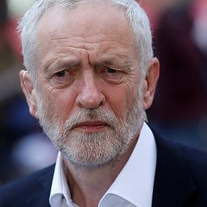 Jeremy Corbyn, leader dell'opposizione