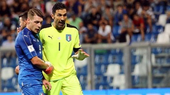 L'Italia vince ma non gira: per i play-off manca un punto
