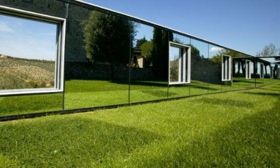 Vigne d'artista: quando i filari sono una galleria a cielo aperto