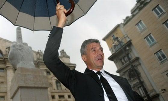 Maurizio Cattelan: smetto quando voglio