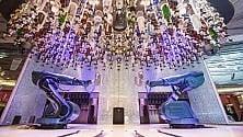 Robot barman, l'idea italiana: a Las Vegas preparano i cocktail
