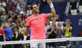Tennis, Us Open: Del Potro batte Federer, vola in semifinale con Nadal