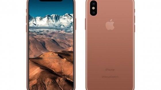 """iPhone 8-X, il """"progetto Ciclope"""" è pronto al debutto. E arrivano le Emoji con il viso dell'utente"""