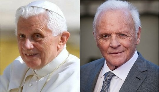 Due star per un film su due papi: Jonathan Pryce e Anthony Hopkins saranno Francesco e Benedetto XVI
