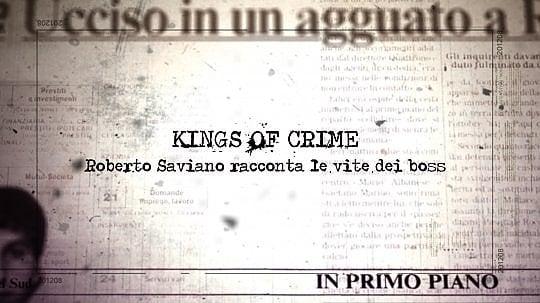 """Roberto Saviano, una serie sui re del crimine: """"La tv nazionali hanno dimenticato le cose da approfondire"""""""