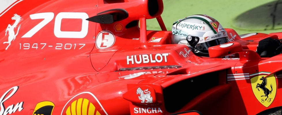 Buon compleanno Ferrari, 70 anni e non sentirli