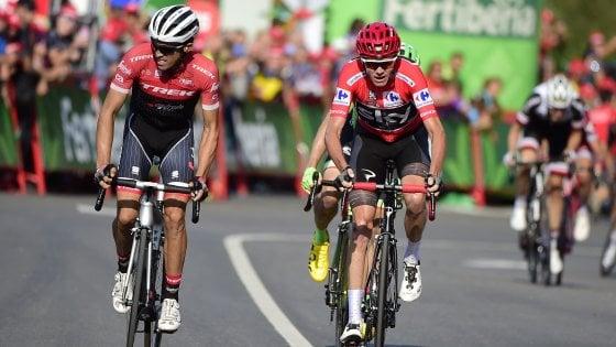 Ciclismo, Vuelta: Froome guadagna su Nibali. Prima volta per Armée