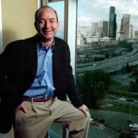 """Amazon cerca una nuova casa. Jeff Bezos: """"Costerà 5 miliardi di dollari"""""""