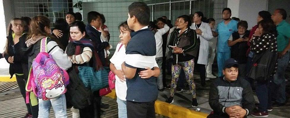 Messico, terremoto di magnitudo 8,2: almeno 15 morti. Rientrato allarme tsunami