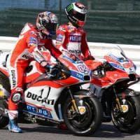 Jorge Lorenzo e l'intesa con Ducati: