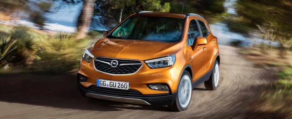 Mokka X, la rivoluzione Opel è servita