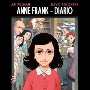 """""""Con un fumetto raccontiamo Anna Frank ai millennial"""""""