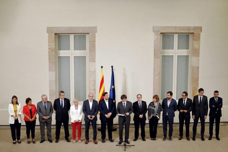 Le due anime della Catalogna