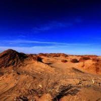 Marte? E' in Cina, nel deserto. In una zona molto simile al pianeta Rosso, presto un...