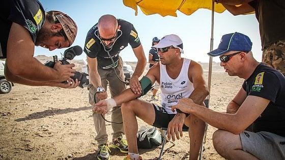 Dalla pista di Ortis e Antibo al deserto più caldo del mondo: le straordinarie corse di Paolo