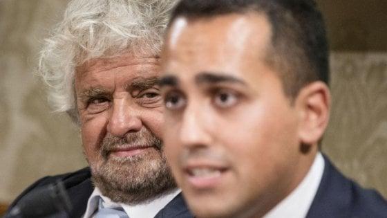 M5s, Grillo, Casaleggio e le regole delle primarie on line: pronti a blindare Di Maio. Ma gli ortodossi si ribellano
