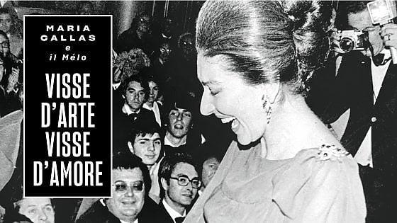 Robinson, una vita per il melodramma e gli amori tormentati di Maria Callas