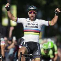 Ciclismo: tutta la classe di Sagan, cento vittorie da star